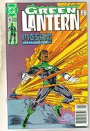 Green Lantern #15 comic book near mint 9.4