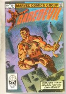 Daredevil #191 comic book very fine/near mint 9.0