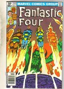 Fantastic Four #232 comic book very good 4.0