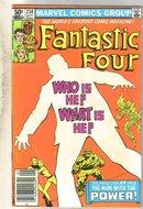 Fantastic Four #234 comic book very fine 8.0
