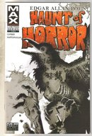 Edgar Allan Poe's Haunt of Horror #1 comic book mint 9.8