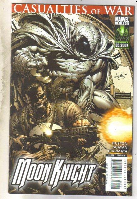 Moon Knight #9 comic book mint 9.8