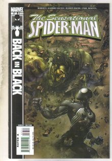 The Sensational Spider-man #37 comic book mint 9.8