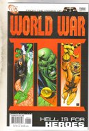 World War Book Three Hell is for Heroe comic book mint 9.8