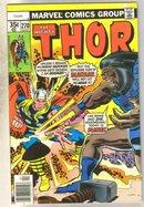 Thor #270 comic book fine 6.0
