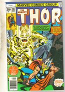 Mighty Thor #263 comic book near mint 9.4