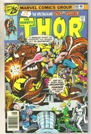 Mighty Thor #250 comic book near mint 9.4