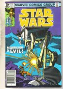 Star Wars #51 comic book fine/very fine 7.0