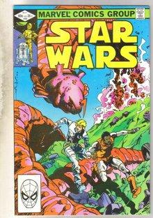 Star Wars #59 comic book near mint 9.4