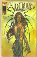 Witchblade #25 comic book mint 9.8