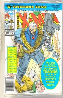 Uncanny X-men #294 comic book mint 9.8