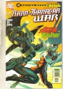 Rann-Thanagar War #3 comic book mint 9.8