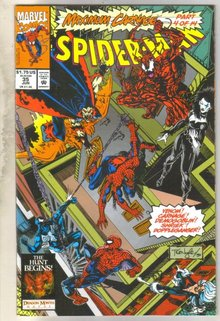 Spider-man #35 comic book mint 9.8