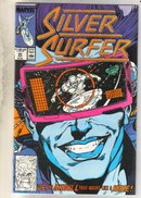 Silver Surfer #26 comic book mint 9.8
