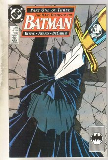 Batman #433 comic book near mint 9.4