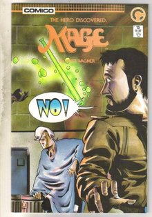 Mage #13 comic book mint 9.8