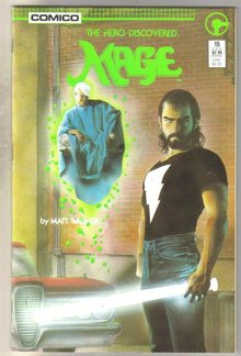 Mage #15 comic book mint 9.8