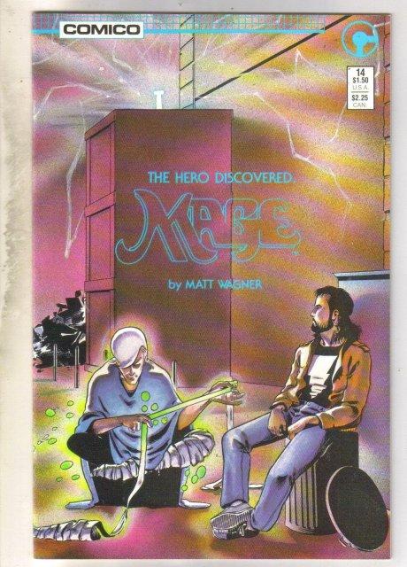 Mage #14 comic book mint 9.8