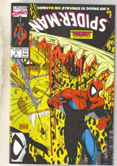 Spider-man #3 comic book mint 9.8
