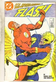 Flash #6 comic book mint 9.8