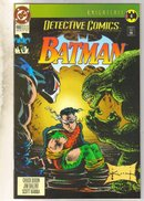 Detective Comics #660 comic book mint 9.8