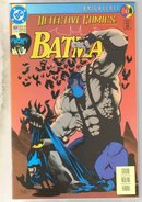 Detective Comics #664 comic book near mint 9.4