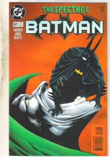Batman #541 comic book  mint 9.8