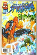 Amazing Spider-man #423 comic book near mint 9.4