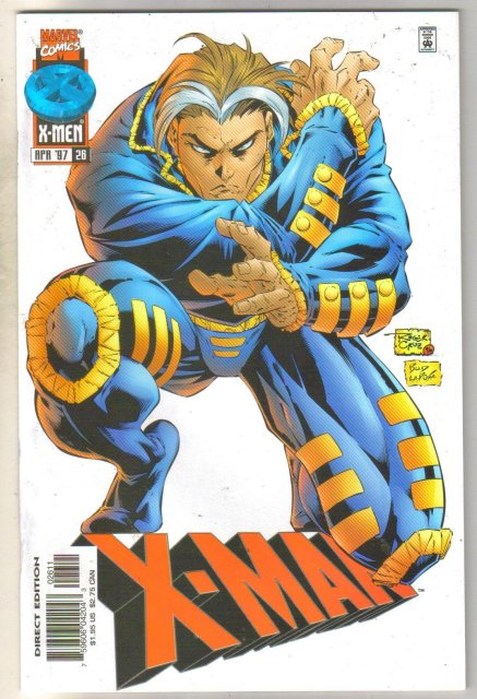 X-man #26 comic book mint 9.8