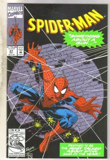 Spider-man #27 comic book mint 9.8