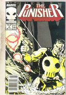 The Punisher #2 comic book near mint 9.4