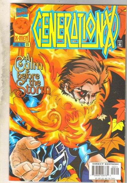 Generation X #23 comic book near mint 9.4