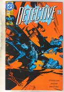 Detective Comics #631 comic book near mint 9.4