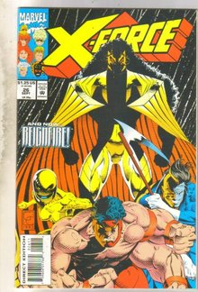 X-Force #26 comic book mint 9.8