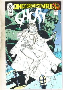 Comics Greatest World #3 (Ghost) comic book mint 9.8