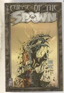 Curse of the Spawn #4 comic book near mint 9.4