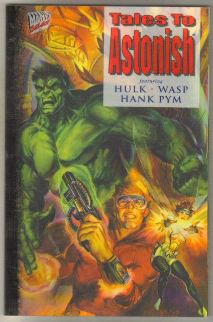 Tales To Astonish #1 comic book mint 9.8