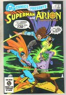 DC Comics Presents #75 (Superman and Arion) comic book near mint 9.4
