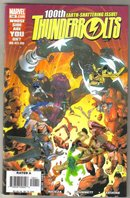 Thunderbolts #100 comic book near mint 9.4