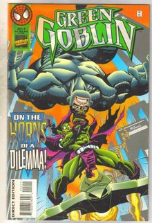 Green Goblin #2 comic book near mint 9.4