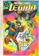 Legion of Super-Heroes #74 comic book near mint 9.4