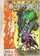 Batman Huntress Spoiler #1 comic book near mint 9.4