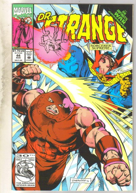 Dr. Strange #44 comic book mint 9.8
