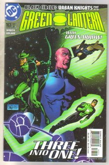 Green Lantern #163 comic book mint 9.8