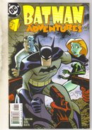 Batman Adventures #1 comic book mint 9.8