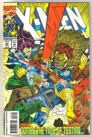 X-Men #23 comic book mint 9.8