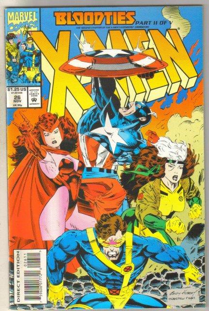 X-Men #26 comic book mint 9.8