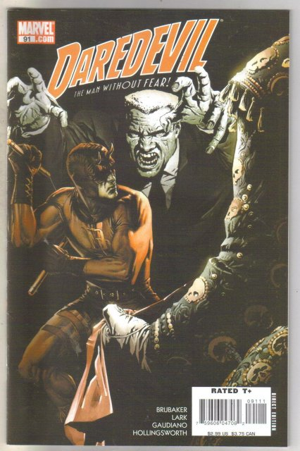 Daredevil #91 comic book near mint 9.4