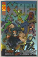 X-Men Alpha #1 comic book fine 6.0