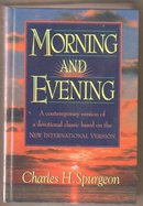 Morning And Evening by Charles Spurgeon like new hardback